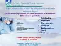 CLÍNICA ODONTOLÓGICA DE SAÚDE UNIVERSAL